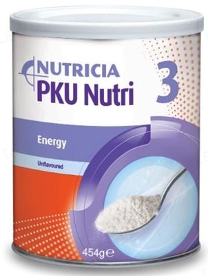 Энтеральное питание Nutricia PKU Nutri 3 Energy, 454 г