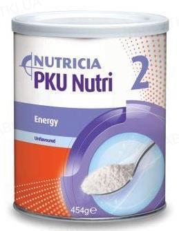 Энтеральное питание Nutricia PKU Nutri 2 Energy, 454 г