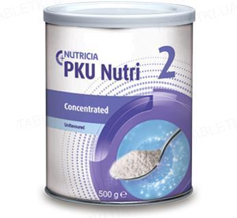 Энтеральное питание Nutricia PKU Nutri 2 Concentrated, 500 г