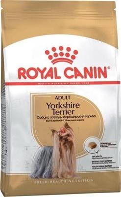 Корм сухой для собак Royal Canin Yorkshire Terrier Adult старше 10 месяцев, 1,5 кг