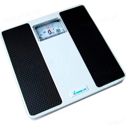Весы механические Momert 7710 черные до 125 кг