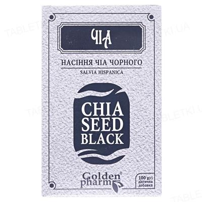 Чиа черного семена по 100 г в пач.
