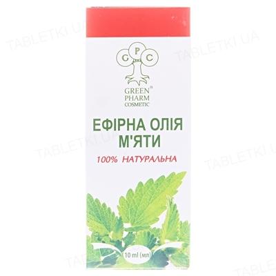 911 Ефірна олія м'яти, 10 мл