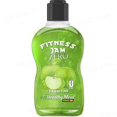 Топпинг Healthy Meal Fitness Jam Зеленое яблоко, 200 г