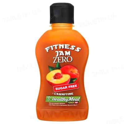 Топпинг Healthy Meal Fitness Jam Персик, 200 г