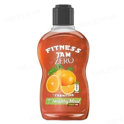 Топпинг Healthy Meal Fitness Jam Сочный апельсин, 200 г