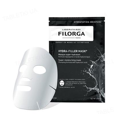 Маска Filorga Hydra-filler для лица, суперувлажняющая с гиалуроновой кислотой, 23 г