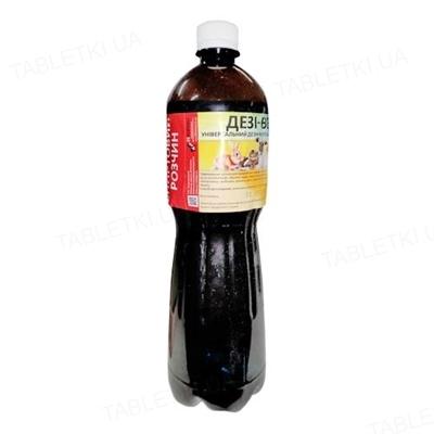 Дези-Вет (ДЛЯ ЖИВОТНЫХ) спиртовой раствор, 0,5 л