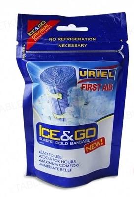 Бинт охлаждающий Uriel 801 ICE & GO BANDAGE, 3 метра
