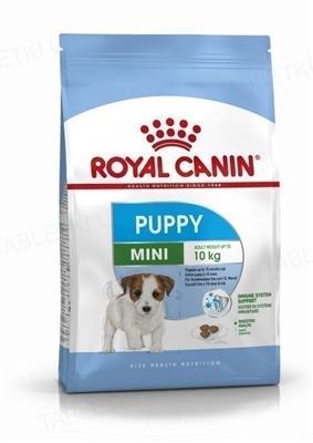 Корм сухой для щенков Royal Canin Puppy Mini мелких пород до 10 месяцев, 800 г