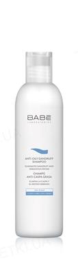 Шампунь Babe Laboratorios Hair Care против перхоти для жирной кожи головы, 250 мл