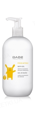 Гель для душа детский Babe Laboratorios Pediatric нежный, 500 мл