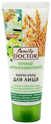 Крем-уход для лица Family Doctor Ночной Вик-Эксперт, 75 мл