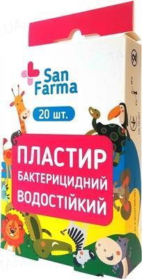 Набор пластырей San Farma Детский, 20 штук