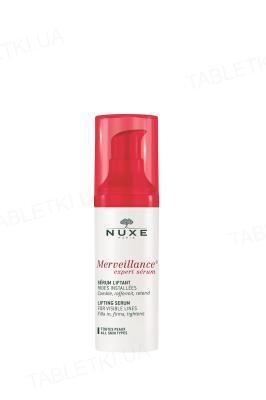 Лифтинг-сыворотка Nuxe Merveillance Expert от морщин для лица, для всех типов кожи, 30 мл