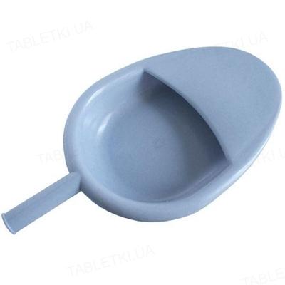 Судно подкладное Гемопласт пластиковое, 1 штука