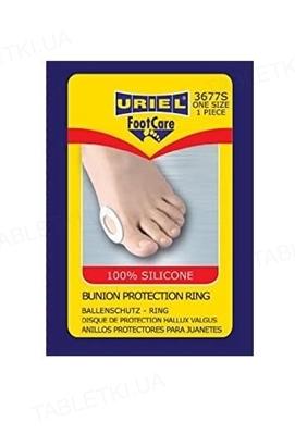 Кольцо силиконовое Uriel 3677S Silicone Bunion Protection