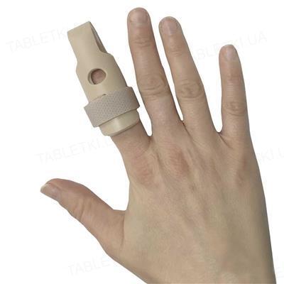 Шина-бейсбол для фиксации пальца Uriel Finger Splint 238, размер S