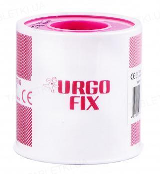 Пластырь медицинский Urgofix на тканевой основе 5 м х 5 см, 1 штука
