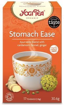 "Чай Yogi Tea ""Легкость желудка"", 17 пакетиков"