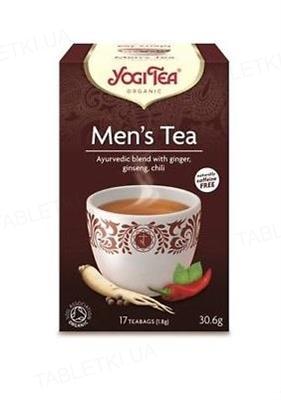 """Чай Yogi Tea """"Мужской"""", 17 пакетиков"""