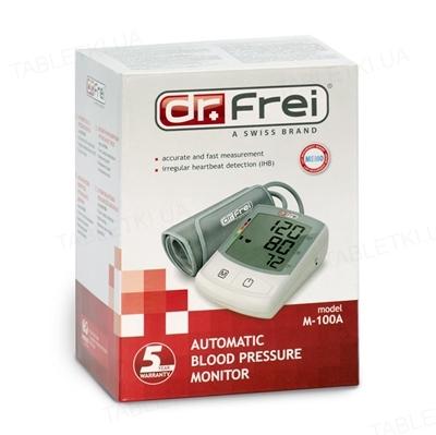 Тонометр Dr. Frei M-100 A автоматический с сетевым адаптером