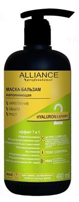 Маска-бальзам Alliance Professional Hyaluron Expert наполняющая, 490 мл