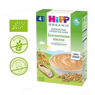 """Безмолочная органическая каша HiPP """"Овсяная"""", 200 г"""