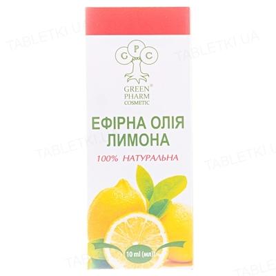 911 Эфирное масло лимона, 10 мл