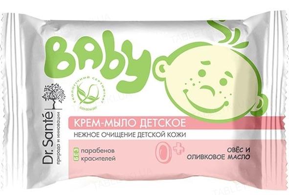 Мыло детское Dr.Sante Baby Овес-оливковое масло, 90 г
