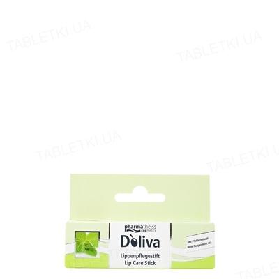 Стик-бальзам для губ Doliva, 4,8 г