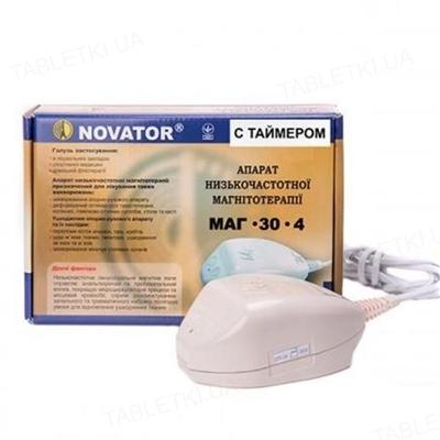 Аппарат для магнитотерапии МАГ 30-4 с таймером