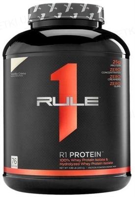 Протеин премиум R1 (Rule One) Protein Ванильный крем, 2220 г