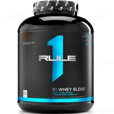 Протеин R1 (Rule One) Whey Blend Шоколад, 2312 г