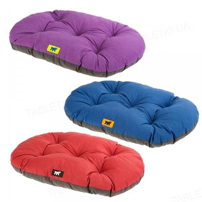 Подушка-подстилка для собак Ferplast Relax 100 хлопок, разноцветная