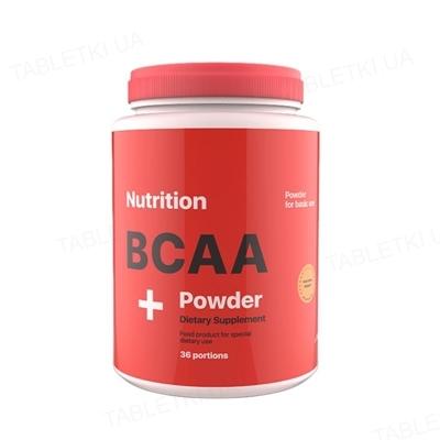 Амінокислота AB PRO BCAA Powder, грейпфрут, 210 г