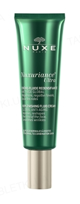 Флюид Nuxe Nuxuriance Ultra укрепляющий для лица, для нормальной и комбинированной кожи, 50 мл