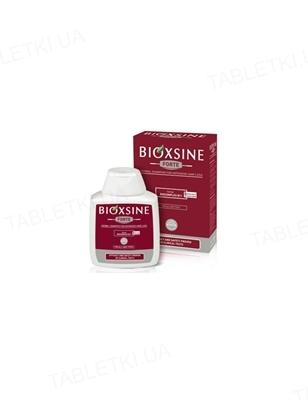 Шампунь Bioxsine Forte против интенсивного выпадения волос растительный, 300 мл