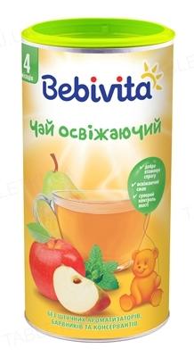 Сухой быстрорастворимый напиток Bebivita Чай освежающий, 200 г