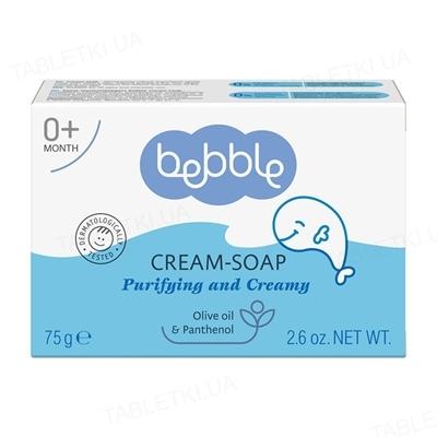 Крем-мыло Bebble детское, 75 г