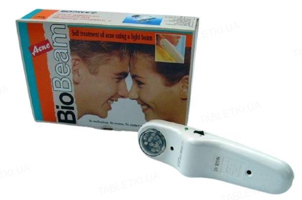 Аппарат BioBeam Acne для лечения угревой болезни