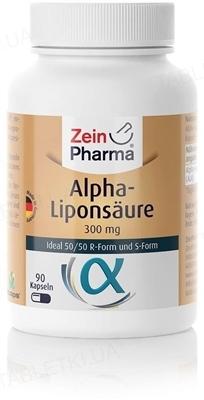 Альфа-ліпоєва кислота ZeinPharma капсули №90