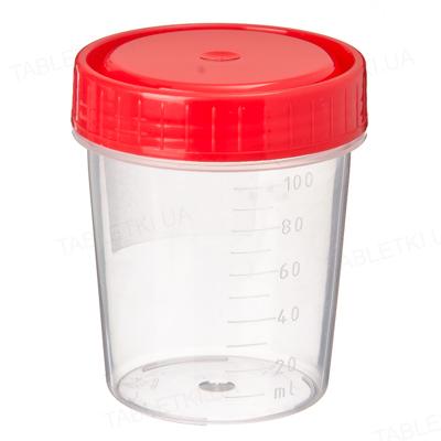 Контейнер для мочи Dr. White 120 мл стерильный, 1 штука