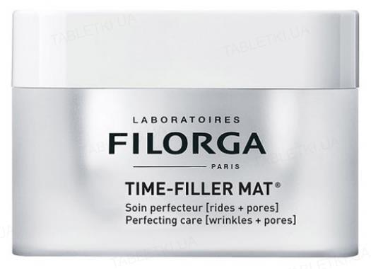 Крем для лица Filorga Time-Filler Mat от морщин, 50 мл