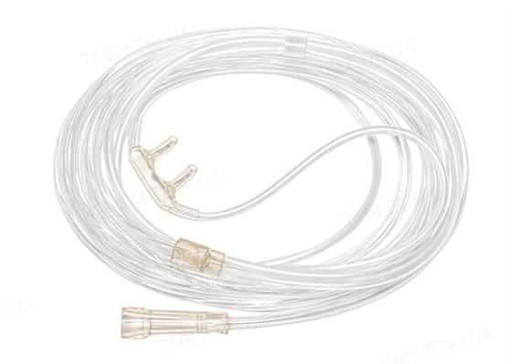 Катетер кисневий JS носовий для дорослих, довжина 2300 мм, 1 штука