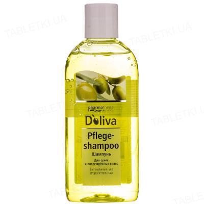 Шампунь Doliva Pflege-shampoo для поврежденных волос, 200 мл