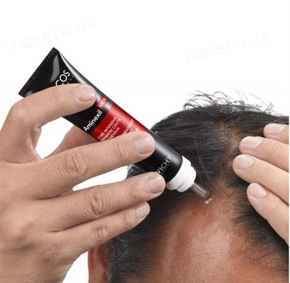 Интенсивное средство Vichy Dercos Aminexil Men, при первых признаках выпадения волос для мужчин, 36 мл