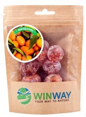 Мандарины сушеные Winway (кумкват), 100 г