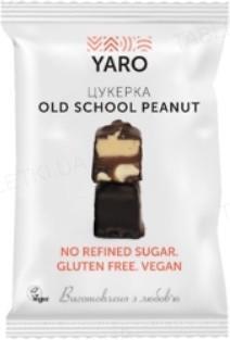 Конфета YARO Peanut Old school, 1 штука 18 г