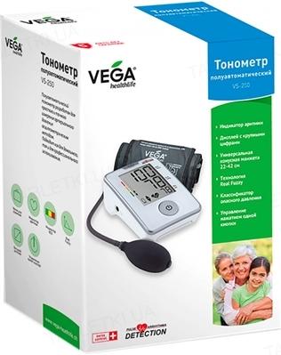 Тонометр Vega VS-250 полуавтоматический